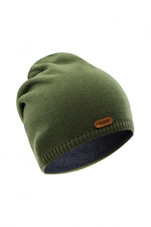 Hat Iguana Lifewear. Цвет: dark green
