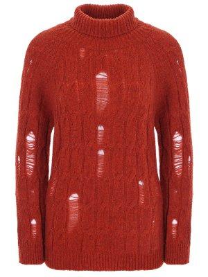 Шерстяной свитер DAMIR DOMA
