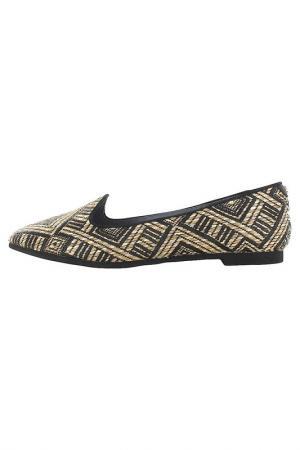 Балетки Flip Flop. Цвет: черный