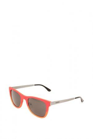 Очки солнцезащитные с линзами Carrera. Цвет: xp4 красный градиент