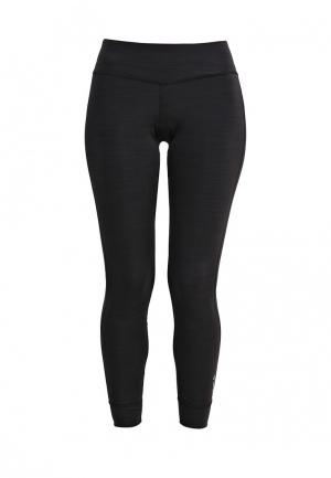 Тайтсы Reebok AC TIGHT. Цвет: черный