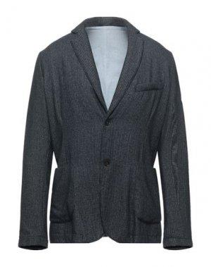 Пиджак AUTHENTIC ORIGINAL VINTAGE STYLE. Цвет: темно-синий