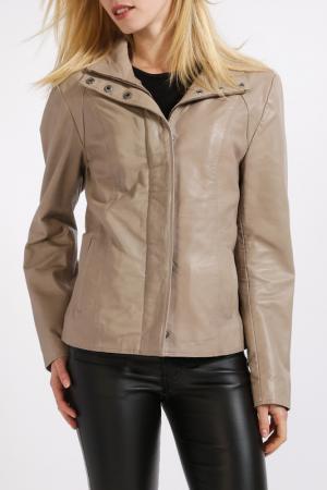Куртка HElium. Цвет: taupe