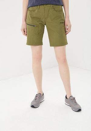 Шорты Bergans of Norway Moa Lady Shorts. Цвет: хаки