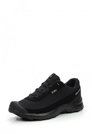 Ботинки трекинговые Salomon FURY 3. Цвет: черный