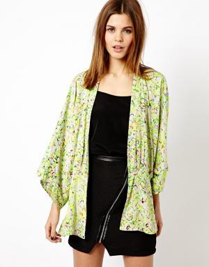 Легкое кимоно Y.A.S. Цвет: принт