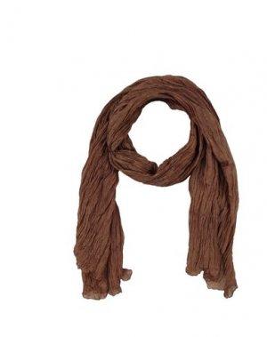 Палантин ALBA CONDE. Цвет: коричневый