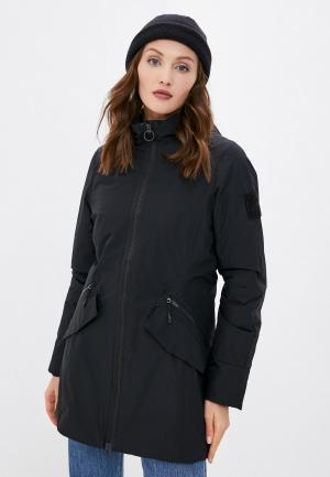 Куртка утепленная Reebok OW U TW R8 PRKA. Цвет: черный