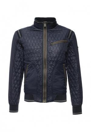 Куртка утепленная Energie. Цвет: синий