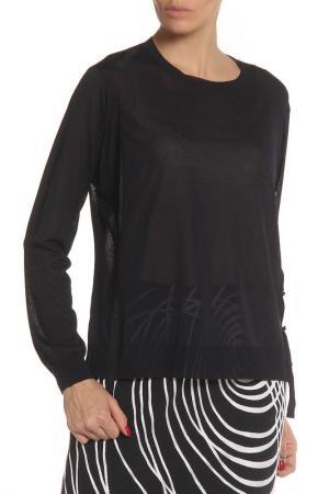 Пуловер Nina Ricci. Цвет: темно-синий
