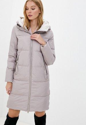 Куртка утепленная Lusio. Цвет: розовый