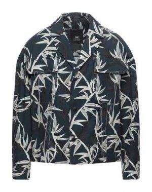 Пиджак TOM REBL. Цвет: темно-синий