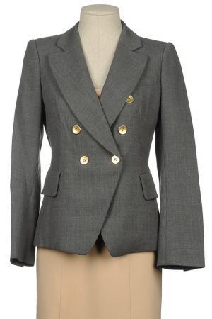 Пиджак Hoss Intropia. Цвет: серый