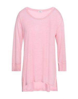 Футболка FILIPPA K. Цвет: розовый