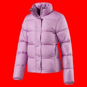 Куртка PWRWARM Down Jacket G PUMA. Цвет: розовый