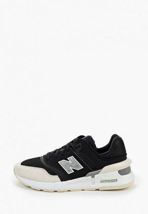 Кроссовки New Balance 997 S. Цвет: черный