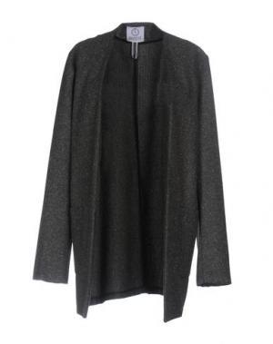 Пальто OUTFIT. Цвет: свинцово-серый