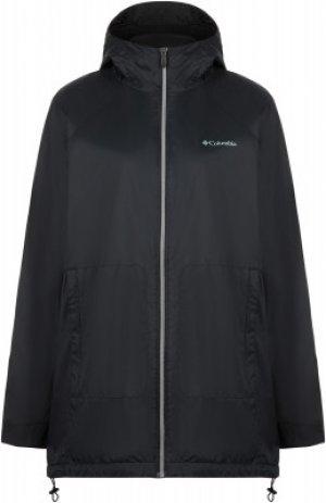 Ветровка женская Switchback™, Plus Size, размер 52 Columbia. Цвет: черный