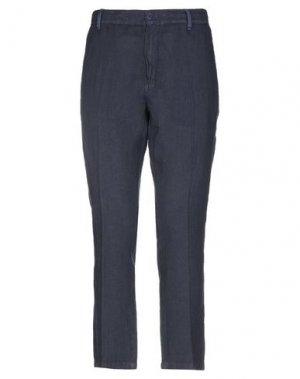 Повседневные брюки BEVERLY HILLS POLO CLUB. Цвет: темно-синий