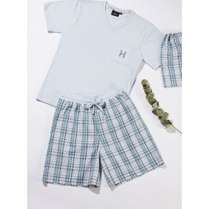 Пижама LaRedoute. Цвет: белый