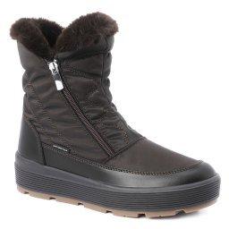 Ботинки 4716 темно-коричневый ANTARCTICA