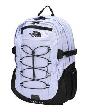 Рюкзаки и сумки на пояс THE NORTH FACE. Цвет: сиреневый
