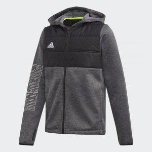 Утепленная толстовка Athletics adidas. Цвет: черный