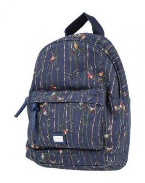 Рюкзаки и сумки на пояс DOLCE & GABBANA. Цвет: темно-синий