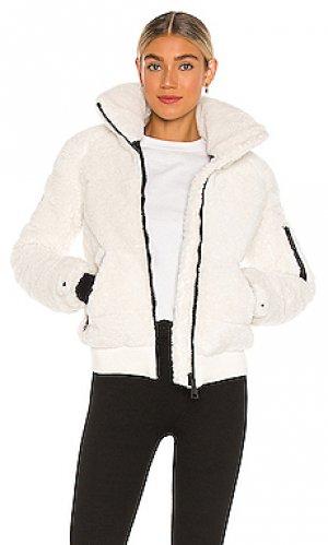 Куртка SAM.. Цвет: белый