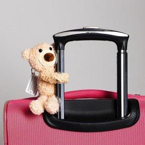Мягкая игрушка на чемодан Milo toys