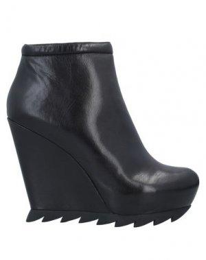 Ботинки CAMILLA SKOVGAARD. Цвет: черный