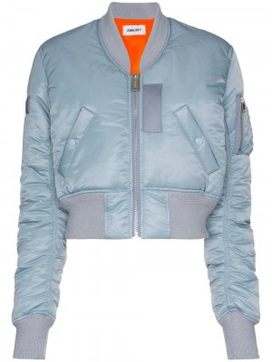 Укороченная куртка-бомбер MA1 Ambush