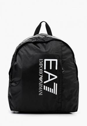 Рюкзак EA7. Цвет: черный