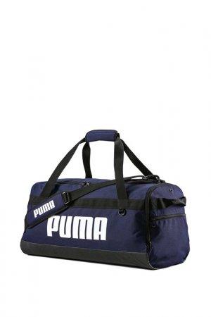 Сумка Challenger Duffel Bag M Puma. Цвет: синий