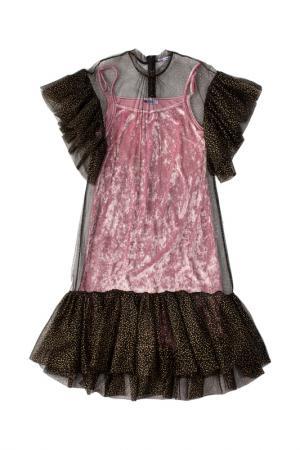 Платье I love to dream. Цвет: розовый