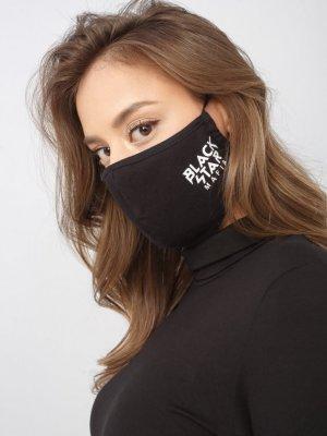 Маска-аксессуар MAFIA Black Star Wear. Цвет: черный