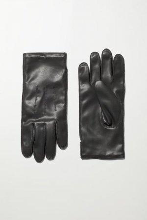 Перчатки Loop Weekday. Цвет: черный