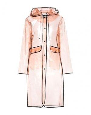 Легкое пальто ATTIC AND BARN. Цвет: оранжевый