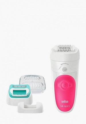 Эпилятор Braun Silk-epil 5 SensoSmart 5/513. Цвет: разноцветный