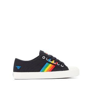 Кеды Coaster Rainbow GOLA. Цвет: черный