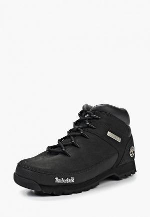 Ботинки трекинговые Timberland Euro Sprint FTB. Цвет: черный