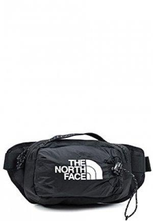 Спортивная сумка THE NORTH FACE. Цвет: черный