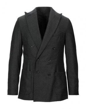 Пиджак CRUNA. Цвет: темно-зеленый