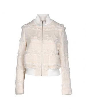 Куртка A.L.C.. Цвет: слоновая кость