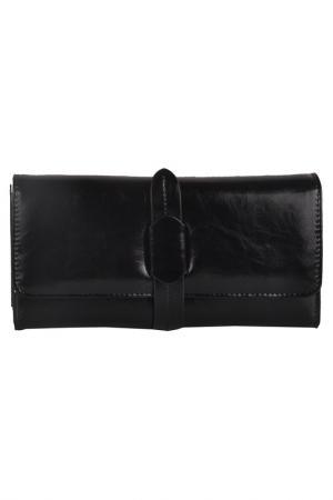 Wallet Caragatta. Цвет: black