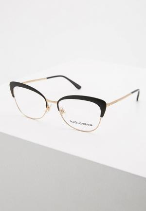 Оправа Dolce&Gabbana DG1298 01. Цвет: черный