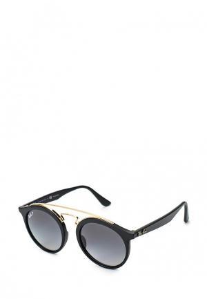 Очки солнцезащитные Ray-Ban® RB4256 601ST3. Цвет: черный