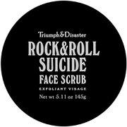 Скраб для лица Rock & Roll Suicide Face Scrub 145 г Triumph Disaster