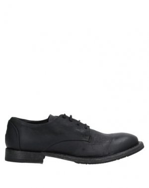 Обувь на шнурках ERNESTO DOLANI. Цвет: черный