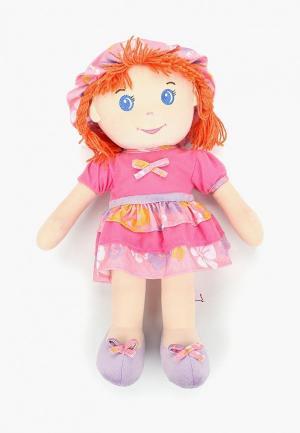 Игрушка мягкая Stip Кукла Настя. Цвет: розовый
